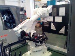 มือหุ่นยนต์แบบ3นิ้ว