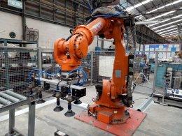 มือหุ่นยนต์สำหรับพับงาน
