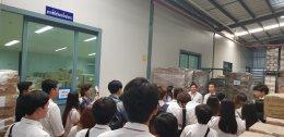 นักศึกษามหาวิทยาลัยอัสสัมชัญ เยี่ยมชม Comets Factory 2019