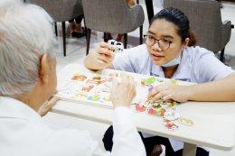 คลินิกกระตุ้นสมองและเตือนความจำสำหรับผู้สูงวัย
