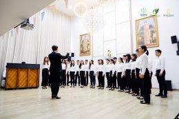 นักร้องประสานเสียงของชมรม CU Chorus