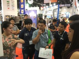 LAMAX had been the exhibitor in PROPAK ASIA 2019