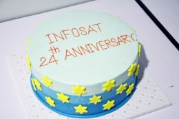 24th Birthday INFOSAT