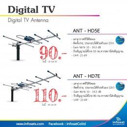 """ตรวจสอบพื้นที่ครอบคลุมสัญญาณทีวีดิจิตอล """"DTV Service Area"""""""