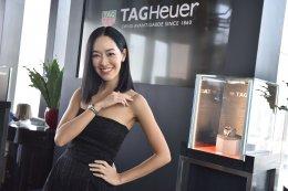 """""""โศภนา เลวิจันทร์"""" บอสหญิงแปซิฟิกา นำทีม 2 แบรนด์ยักษ์ใหญ่ระดับโลก """"TAG Heuer"""" ร่วมกับ """"Porsche"""" สร้างประวัติศาสตร์ครั้งใหม่ รังสรรค์นาฬิกาหรู"""