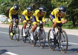 """""""เสธ.หมึก"""" ชี้คู่มือจัดแข่งขันยังบกพร่อง เร่งหารือกับสมาคมจักรยานอาเซียนแล้ว"""