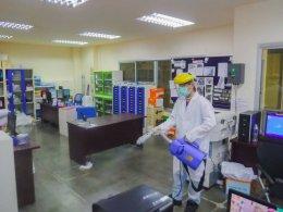 มาตรการป้องกันและควบคุมโรคติดเชื้อไวรัสโคโรนา 2019 (Covid-19)