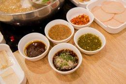 Ko Shabu กินเจ หรือไม่กินเจ ก็มีชาบูบุฟเฟ่ต์ให้กินด้วยกันได้