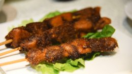 กินมังฯ ที่มาเก๊า ร้านอาหารซินฉวน (心椽)