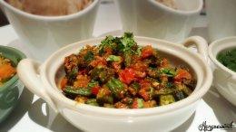 อาหารอินเดีย วีแกน เจ มังสวิรัติ ห้องอาหาร Coco's cafe โรงแรม โลตัส สุขุมวิท