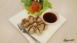 ไคซินไช่ อาหาร มังสวิรัติ หลากหลาย นั่งสบาย ย่านราชพฤกษ์
