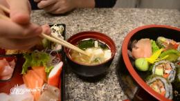 ร้านชิจูย่า สไตล์ ญี่ปุ่น ก็เป็นมังสวิรัตินะครับ