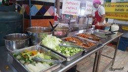 โรงเจ ไซทีฮุกตึ้ง อาหารเจมหาศาล ตักได้ไม่อั้น ทำบุญตามศรัทธา จ.พิษณุโลก