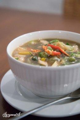 Seated อาหารไทย มังสวิรัติ เพื่อสุขภาพ ซอยสาธุประดิษฐ์ 19