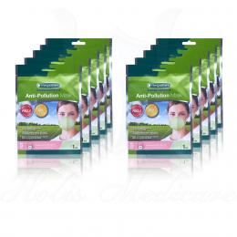 RespoKare หน้ากากป้องกันมลพิษและฝุ่นควัน ขนาดเล็ก(S) จำนวน 10ชิ้น