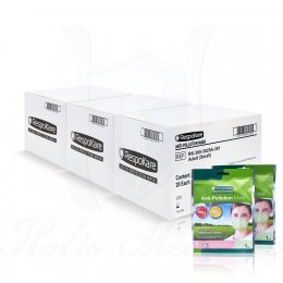 RespoKare หน้ากากป้องกันมลพิษและฝุ่นควัน ขนาดเล็ก(S) จำนวน 3กล่อง 60ชิ้น