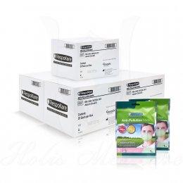 RespoKare หน้ากากป้องกันมลพิษและฝุ่นควัน ขนาดเล็ก(S) จำนวน 5กล่อง 100ชิ้น