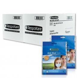 RespoKare หน้ากากป้องกันไวรัสไข้หวัดใหญ่ สำหรับเด็ก จำนวน 48ชิ้น