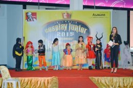 Cosplay Junior 2015 Asawann1