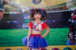 Asawann Cosplay World Cheer 2014