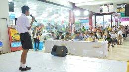 งานศิลปหัตกรรมนักเรียน ครั้งที่ 64 ปีการศึกษา 2557