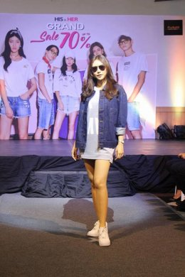 Fashion Show Brand YISHION