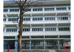 อาคารเรียนโรงเรียนวัดสำนักคร้อ