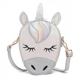 ใหม่!! กระเป๋า glitter Unicorn