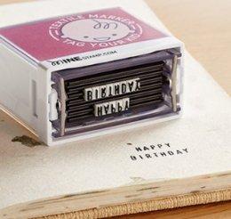 DIY stamp ตัวปั๊มชื่อ