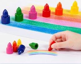 Finger crayon สีเทียนสวมนิ้ว