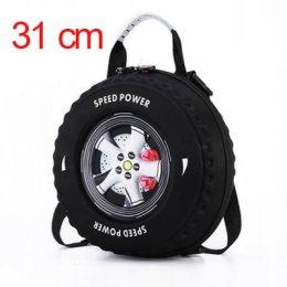 กระเป๋าล้อรถ 31 cm (เหมาะสำหรับ 3+ ขวบ)