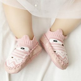รองเท้า Cartoon leather (sock) shoe