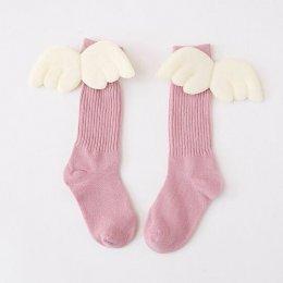 Angel Sock ถุงเท้ายาว ติดปีกนางฟ้า