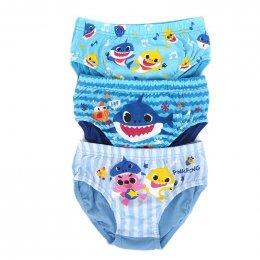 กางเกงใน Baby Shark เซ็ต 3 ตัว !!