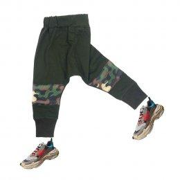 กางเกงเด็กแข้งทหาร