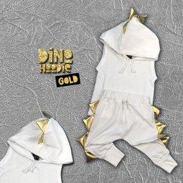 มาใหม่ค่า~ Dino hoodie (Gold)
