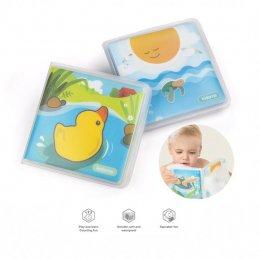Kidsme Squeak Bath Book (ของเล่นอาบน้ำ)