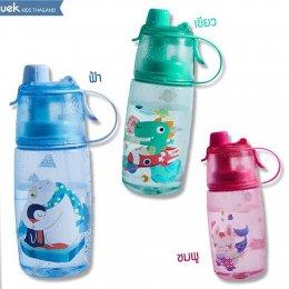 กระติกพ่นน้ำคลายร้อน แบบยกดื่ม UEK Splashing bottle water