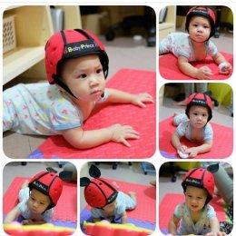 หมวกกันกระแทกสำหรับทารก babyprince