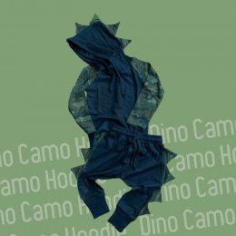 มาใหม่ Dino camo hoodie set !!