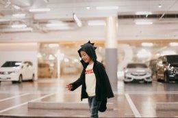 Black dino Hoodie เสื้อฮู๊ดไดโนเสาร์ !!!