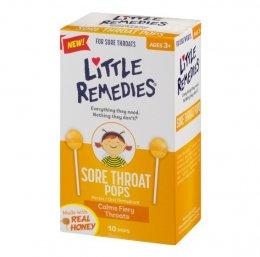Little Remedies อมยิ้มน้ำผึ้ง 100%