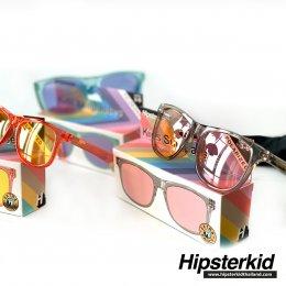 พร้อมออกบ้านกันยัง !! แว่นกันแดด Hipsterkid! รุ่น Extra Fancy