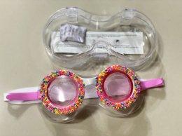 แว่นตาว่ายน้ำเด็ก extra Fancy