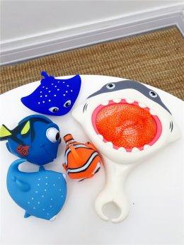 Nemo gang bathtoy set
