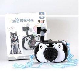 Husky bubble + Fan camera