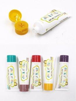 ยาสีฟันออแกนิค Jack N' Jill