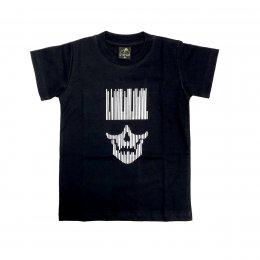 เสื้อเด็กฮัลโลวีน ลาย digital skull