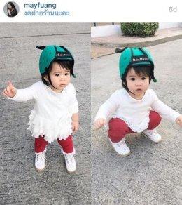 หมวกกันกระแทกสำหรับเด็กbabyprince