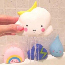 เซ็ตของเล่นอาบน้ำทำฝนตก